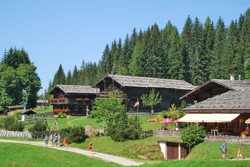 Hotel Grafenwirt - Bauernhofmuseum