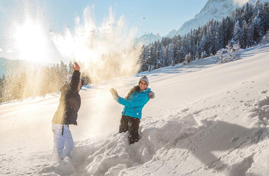 Schneespaß 2013