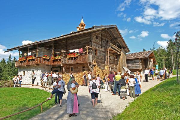 Hotel Grafenwirt - Salzburger Freilichtmuseum