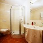 Hotel Grafenwirt - Badezimmer Dusche