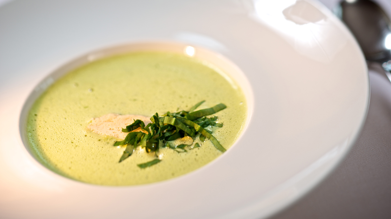 Hotel Restaurant Grafenwirt - Suppe