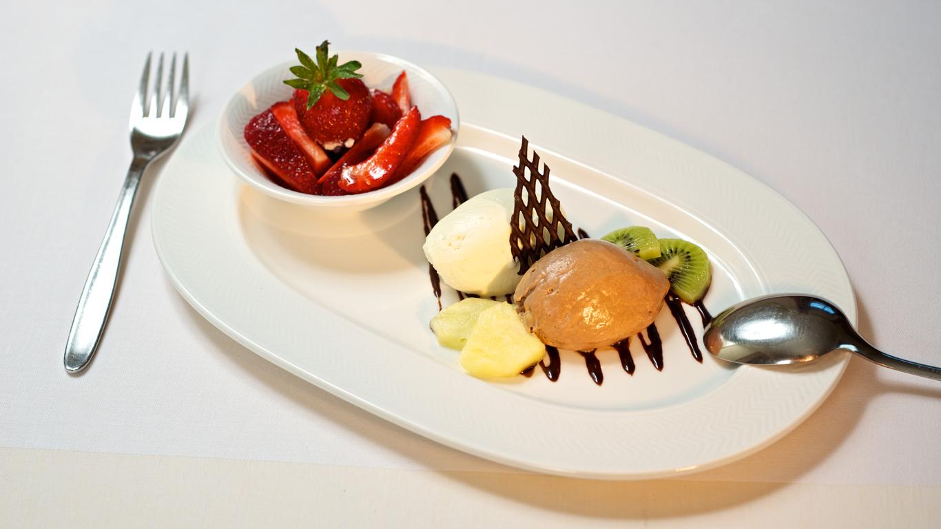 Hotel Restaurant Grafenwirt - Eis Dessert