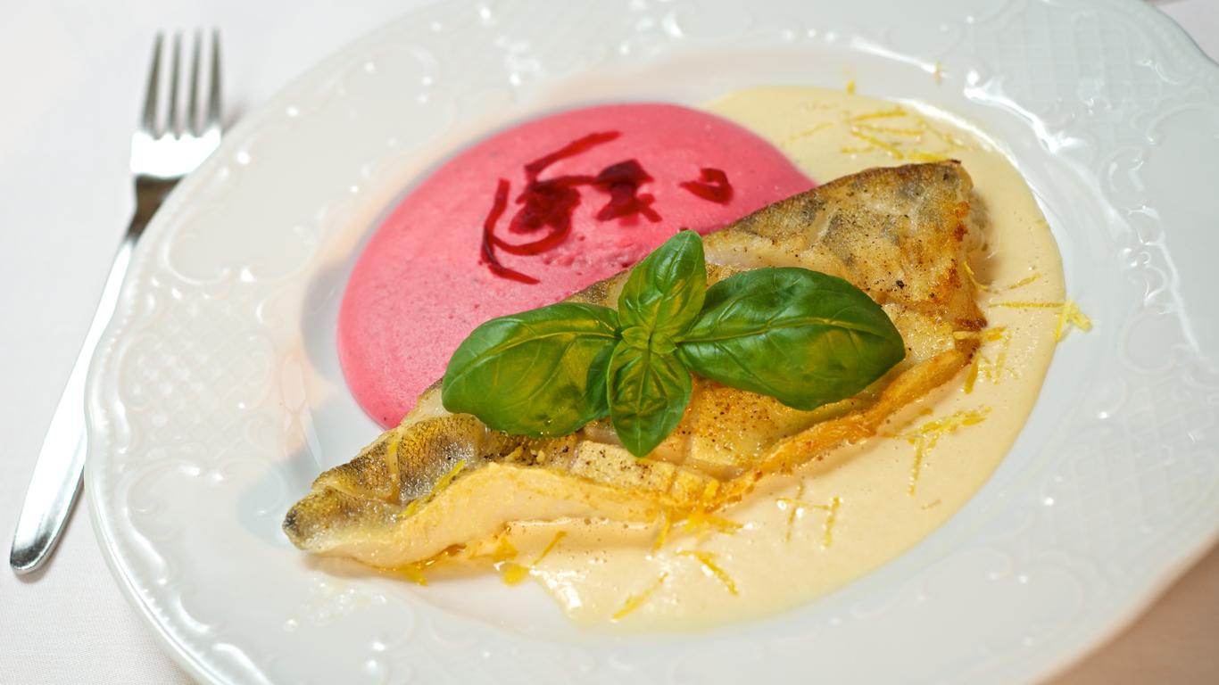Hotel Restaurant Grafenwirt - Fisch