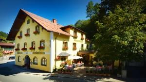 Hotel Grafenwirt - Außenansicht Sommer