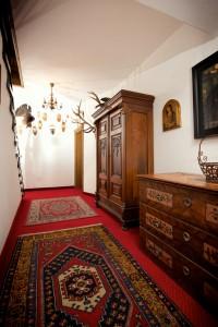 Hotel Grafenwirt - Treppenhaus Detail