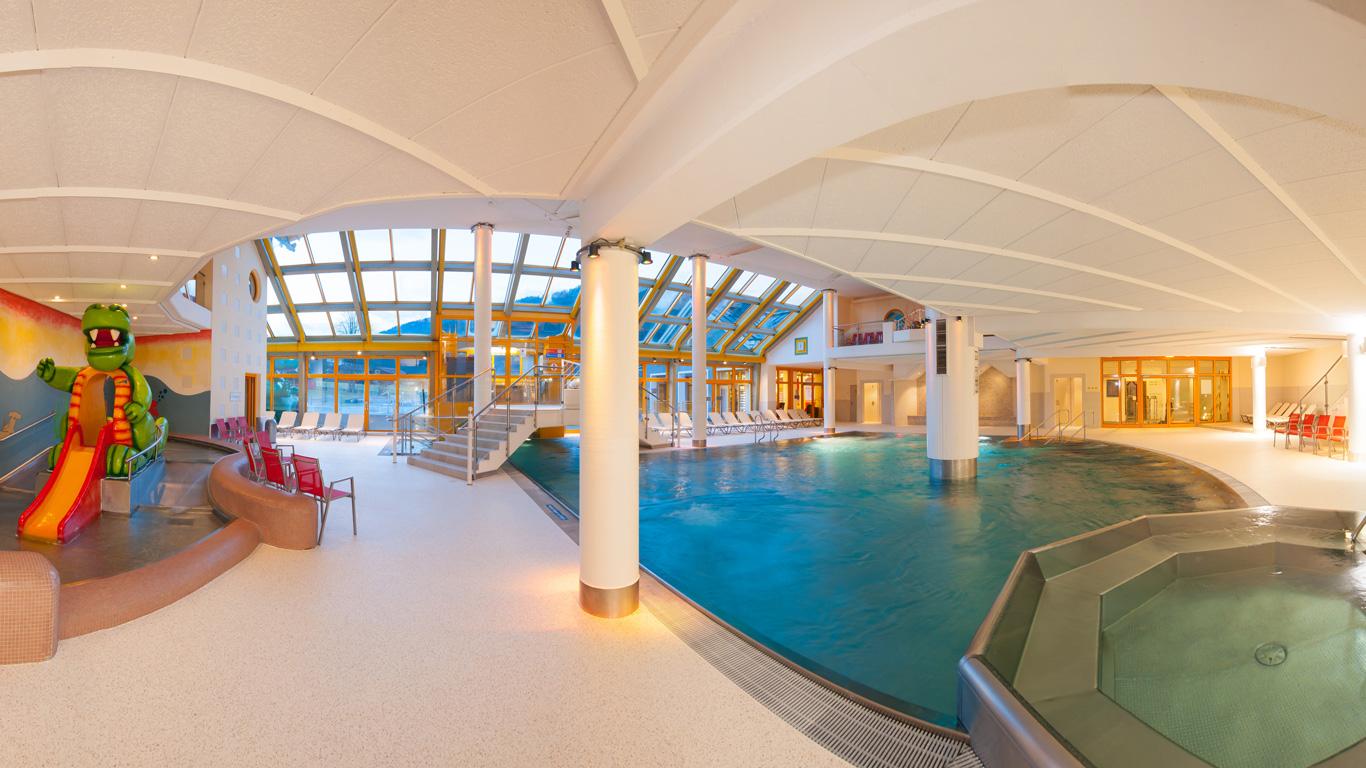Hotel Grafenwirt - Wasserwelt Wagrain Hallenbad