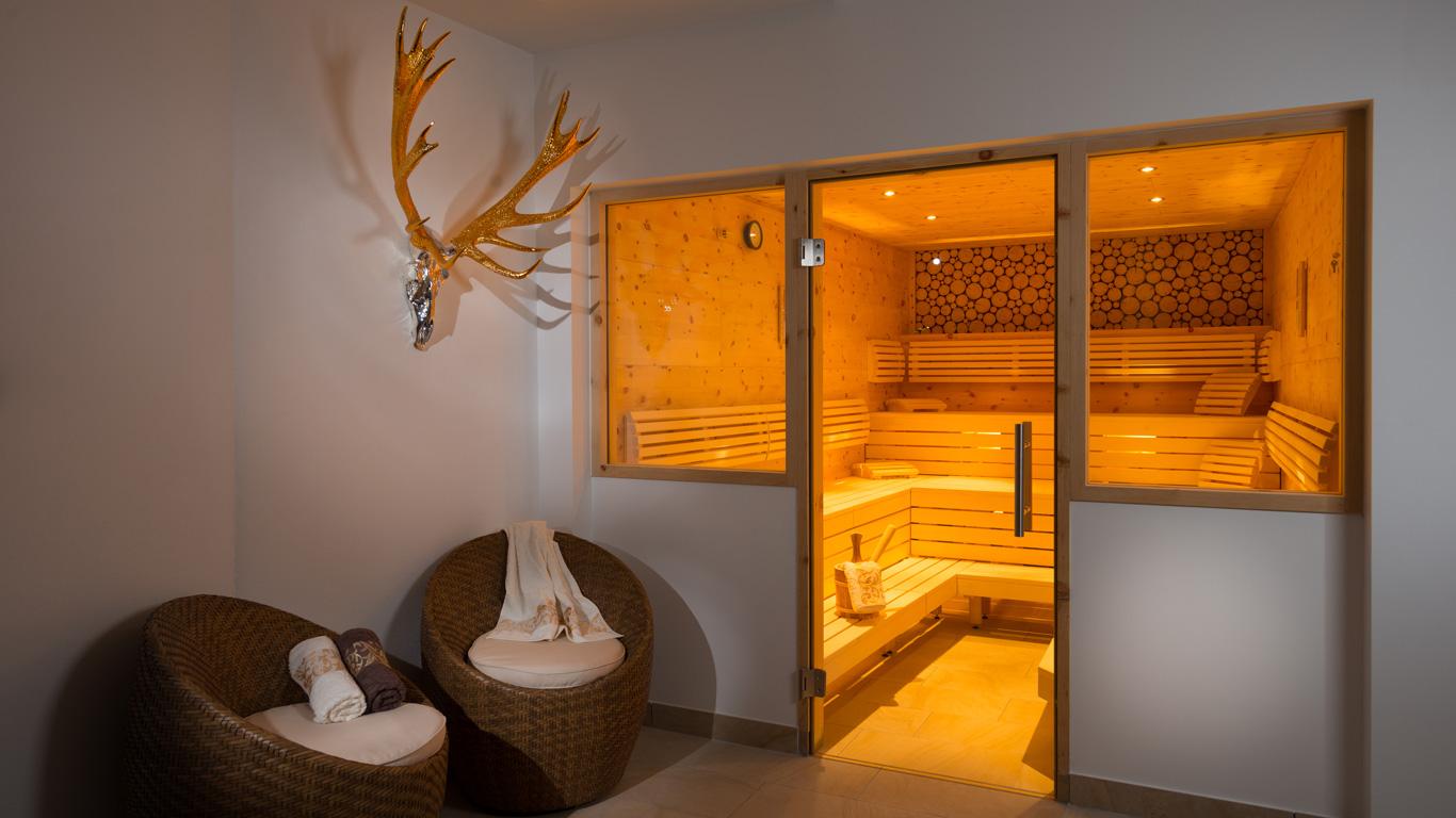 Hotel Grafenwirt - Wasserwelt Wagrain Sauna