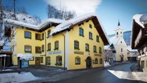 Hotel Grafenwirt - Außenansicht Winter