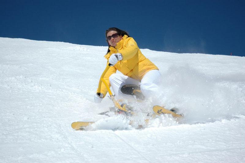 Hotel Grafenwirt - Snowbike