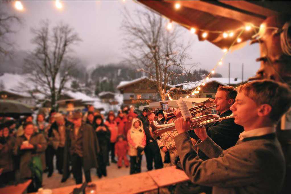 Stille Nacht Advent in Wagrain